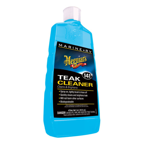 Meguiar's Teak Cleaner - 16 oz. - Reel Draggin' Tackle