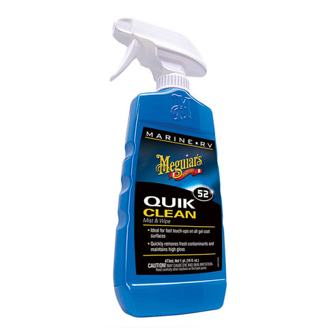 Meguiar's Quik Clean - 16 oz. - Reel Draggin' Tackle