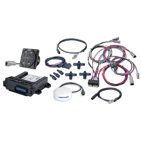 Lenco Auto Glide Boat Leveling System f/Single Actuator Tab Systems w/Existing NMEA 2000 - Reel Draggin' Tackle