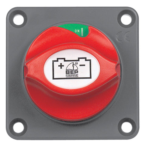 BEP Panel-Mounted Battery Master Switch - Reel Draggin' Tackle