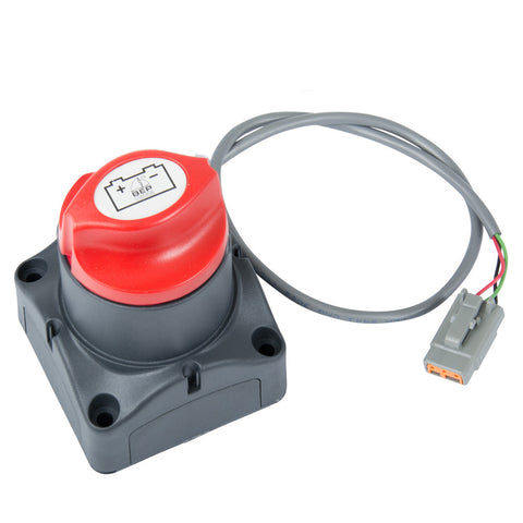 BEP Remote Operated Battery Switch - 275A Cont - Deutsch Plug - Reel Draggin' Tackle