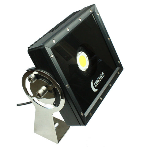 Lunasea Commercial Floodlight Single LED 10,500 Lumens - Reel Draggin' Tackle