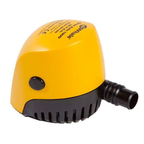 Whale Orca Auto 1300 24V Automatic Bilge Pump - Reel Draggin' Tackle