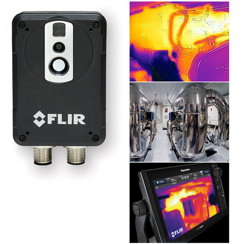 FLIR AX8™ Marine Thermal Monitoring System - Reel Draggin' Tackle