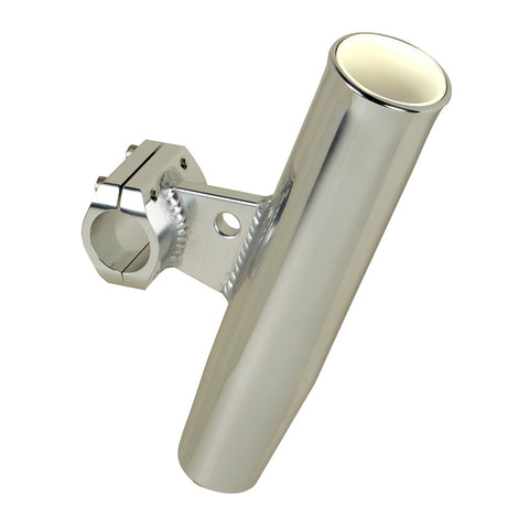 "C.E. Smith Aluminum Clamp-On Rod Holder - Horizontal - 1.315"" OD - Fits 1"" Pipe"