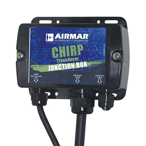 Airmar Chirp Junction Box f/Raymarine CP470 Type Connector