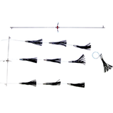 Spreader Bars -5 inch Slammer Bars - Reel Draggin' Tackle - 2