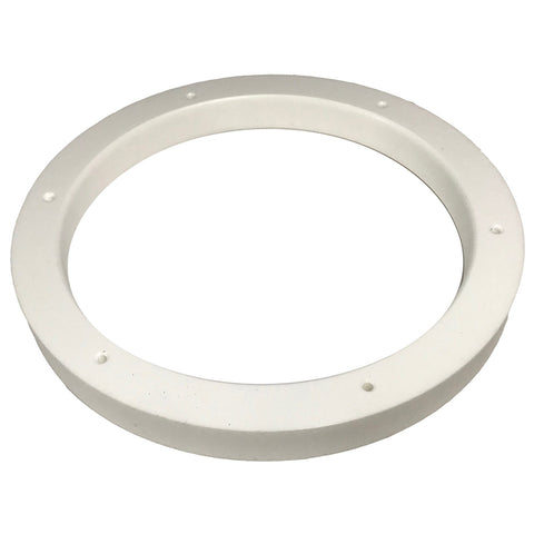 "Ocean Breeze Marine Speaker Spacer f/FUSION MS-SW10 - 10"" Subwoofer - .50"" - White"