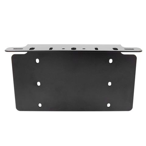 HEISE Front License Plate Mount - US Market