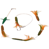 Humming  Bird Squid Slammin' Daisy Chain - Reel Draggin' Tackle - 3