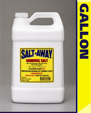 ONE Gallon of Salt-Away Concentrate (SA128) - Reel Draggin' Tackle