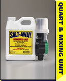 Salt Away GALLON w/mixing unit plus one quart marine corrosion remover - Reel Draggin' Tackle - 4