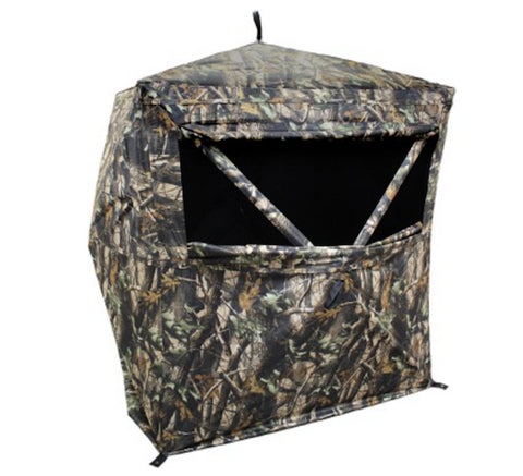 Hme 2-man Hub Ground Blind 62x62x66