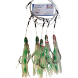 Tile Fish Rigs, Circle Hook Rigs (5/0 - 9/0  1x wire Circle Hooks) - Reel Draggin' Tackle - 8