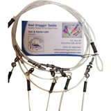 Tile Fish Rigs, Circle Hook Rigs (10/0 - 15/0 2x Circle Hooks) - Reel Draggin' Tackle - 9