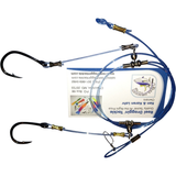 Tile Fish Rigs, Circle Hook Rigs (10/0 - 15/0 2x Circle Hooks) - Reel Draggin' Tackle - 11
