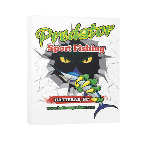 Vertical Canvas  Reel Draggin' Tackle
