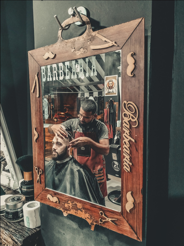 men hair salon