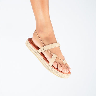 Breather Espadrilles in Nude (5349426004133)