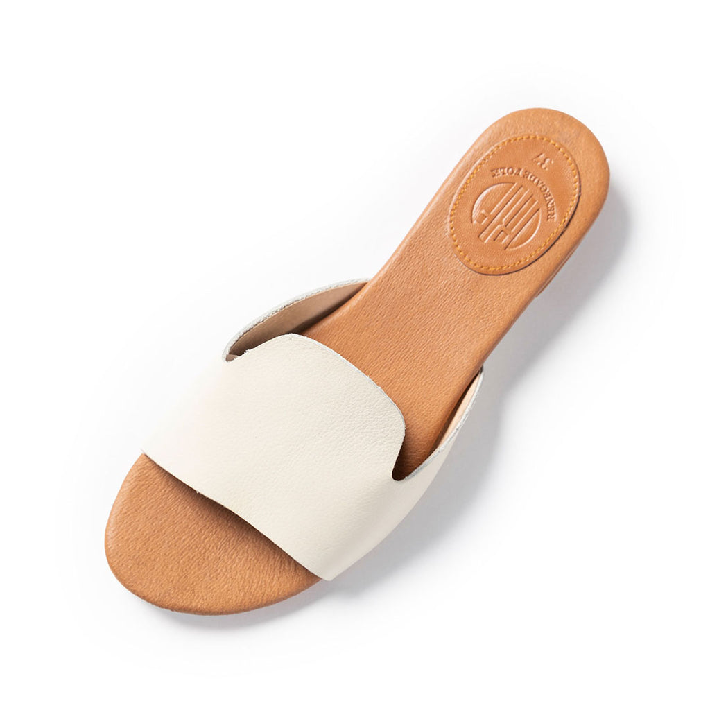 Soft Insole: Her in White
