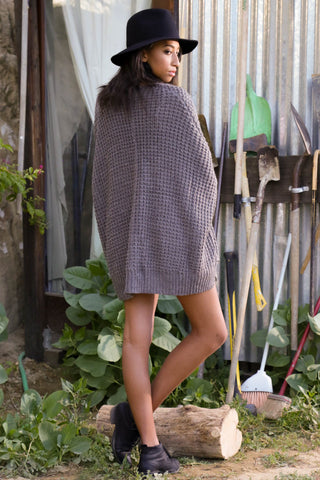 Drape and Slouch Cardigan Sweater Second