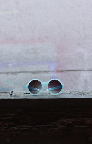 Eye Candy Sunglasses - Blue Second