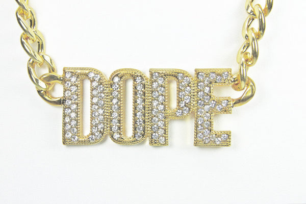 DOPE necklace