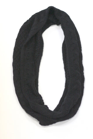 Infinity Warm Scarf - Black Second