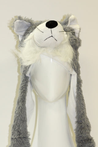 Husky Animal Hat Second