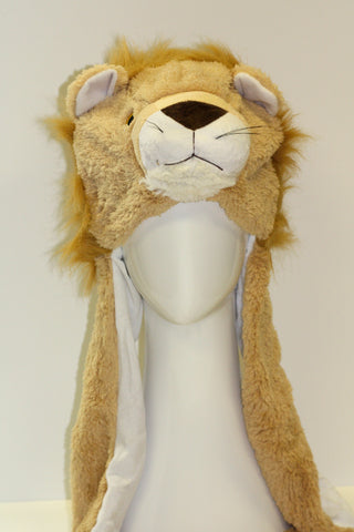 Lion Animal Hat Second