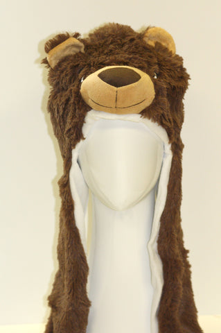 Bear Animal Hat Second