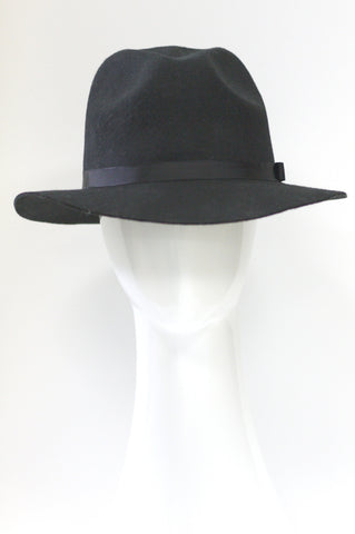 Round Fedora - with Bow