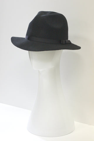 Round Fedora - with Bow Second