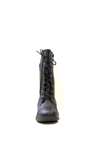 Bad Chick Combat Boot