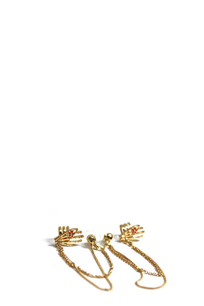 Lovely Bones Ear Cuff