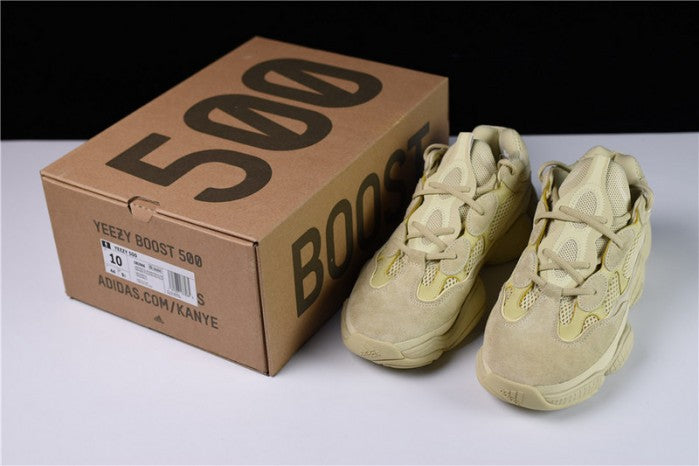3922d599d Yeezy 500 Super Moon Yellow DB2966 - VIP Basement