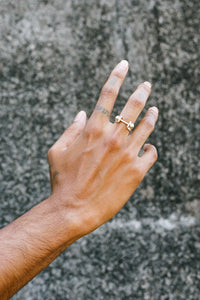 Quest Ring | Sterling Silver