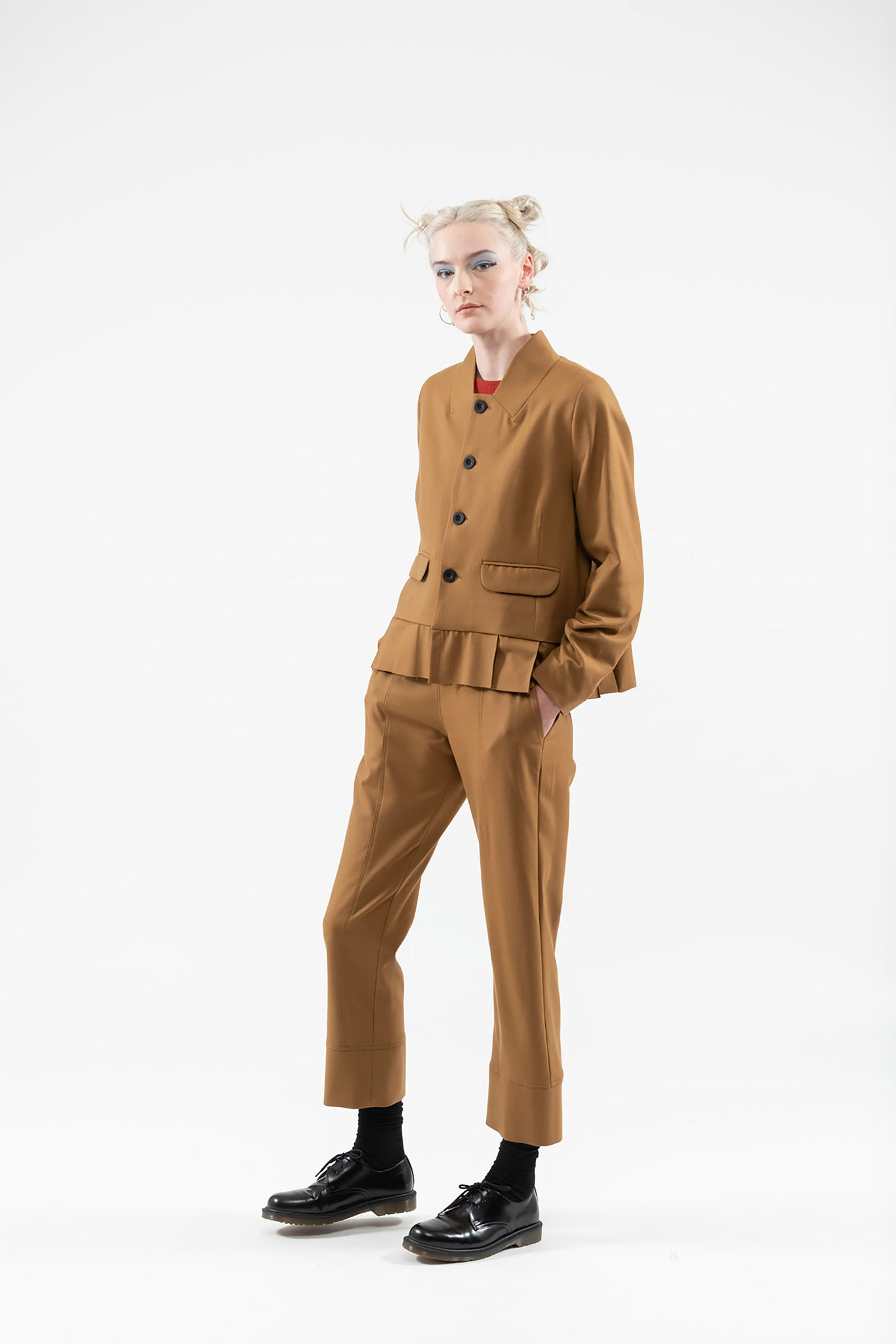 Suitable Trouser | Wool | Ginger