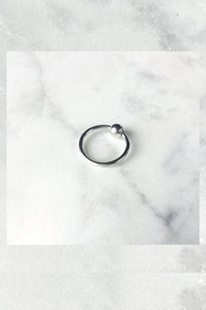Liam Howlett Ring | Sterling Silver