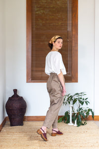 Smoky Quartz Pant | Cotton | Elm