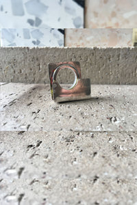 Palette Ring | Recycled Sterling Silver
