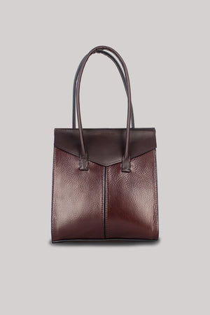 The Little Boss | Leather | Brown