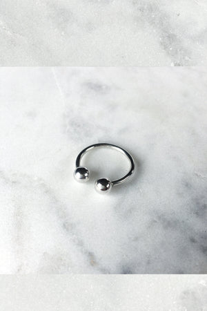 Keith Flint Ring | Sterling Silver