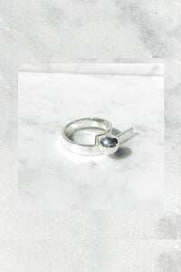 Mallory Knox Ring | Sterling Silver