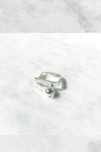Mickey Knox Ring | Sterling Silver