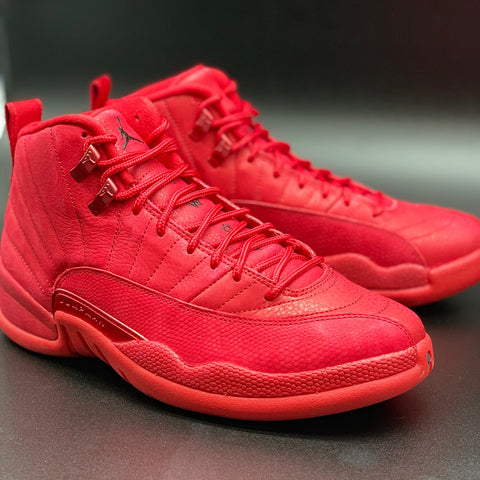 designer fashion 773ed 77790 Air Jordan 12 Gym Red