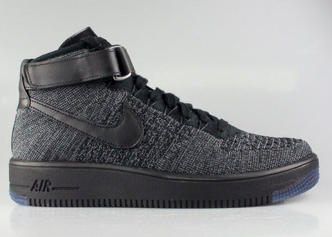 Nike Air Force 1 Mid Ultra Flyknit Dark Grey - KickzStore