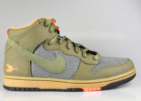 premium selection b72f0 62639 ... duck hunt boot is available now the nike dunk high comfort premium  quick ...