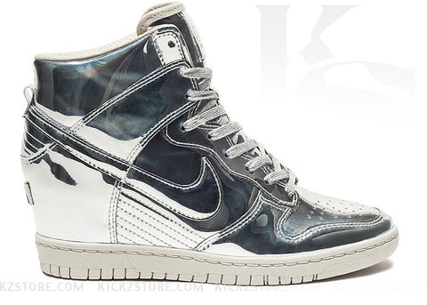 the best attitude 78df2 df1b7 Nike Women s Dunk Sky Hi SP Liquid Metal Pack - Restocked!
