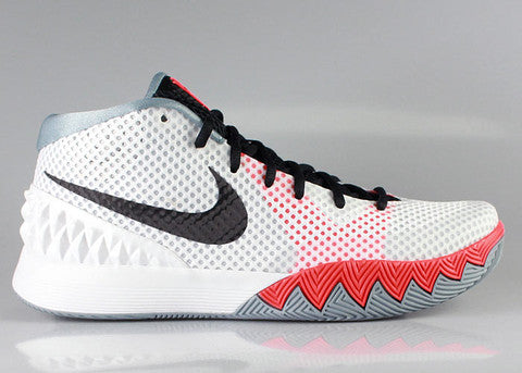 quality design f6d7a dc7dd Nike Kyrie 1 'Home' White Infrared – KickzStore